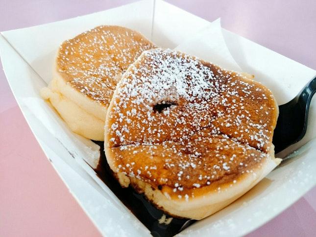 Souffle Pancakes ($3)
