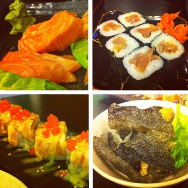 Sashimi Mondays