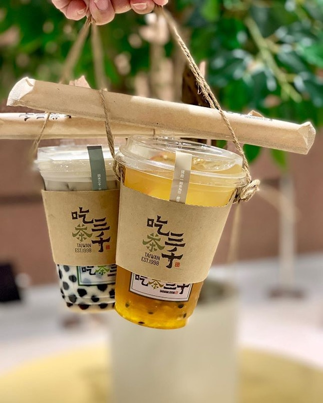 I see a sudden surge in new bubble tea shops opening one after another so I jump onto the bandwagon to try all the new bubble tea..