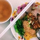 Thai Wonton Mee