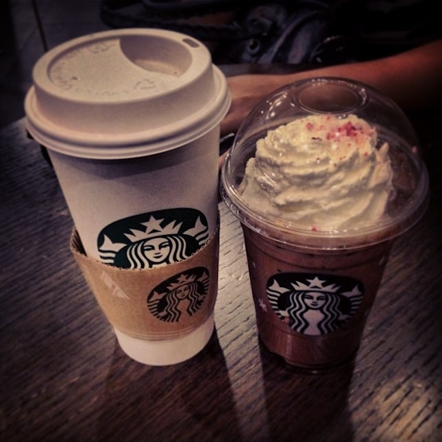 Having Late Night Coffee #toffee#nut#latte#peppermint#mocha#warm#cold#icecubes#starbucks#coffee#cup#caffeine#addict#whippedcream#paper#plastic#instatag#instalike#instadaily#potd#photoadaydecember#christmas#special#iphone5c
