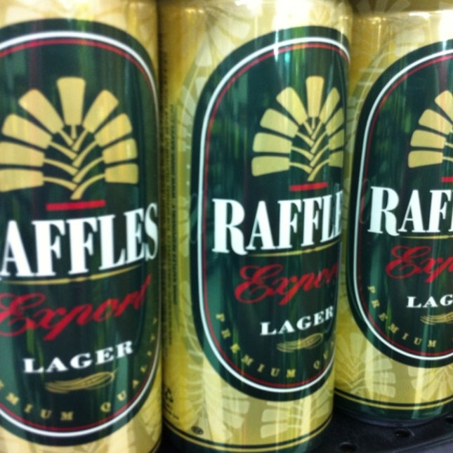 Raffles Beer