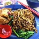 Dry Wantan Noodle!!