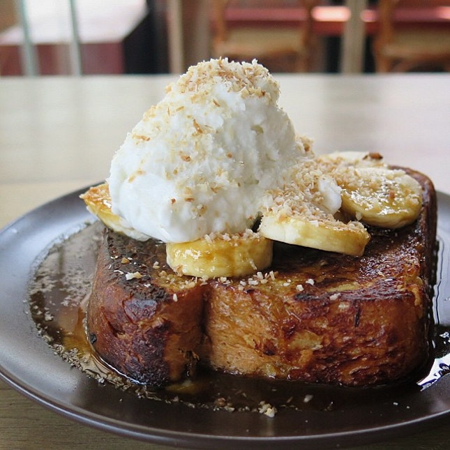 French Toasts In Singapore