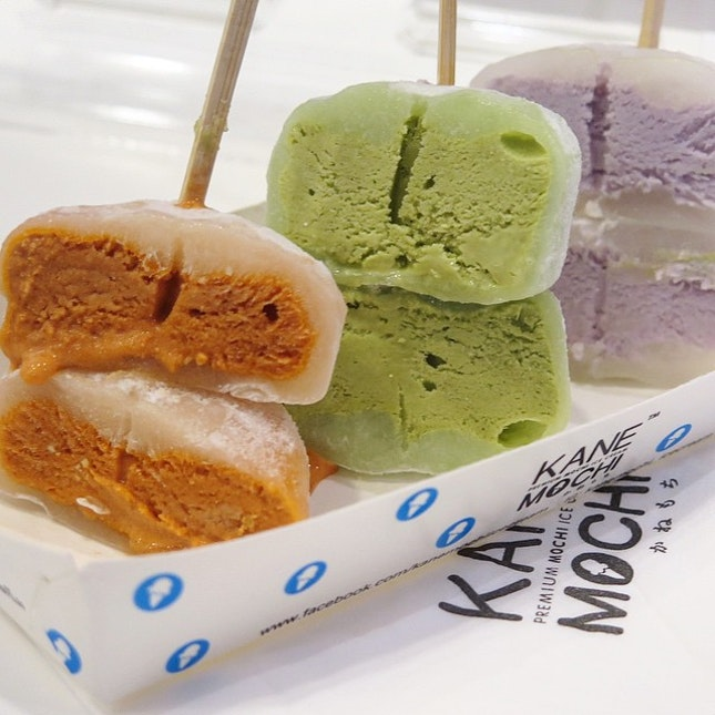 Ice Cream Mochi