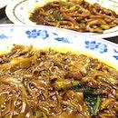 炒河粉+福建麺