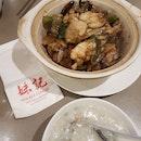 Claypot Frogleg w/ HK Styled Congee