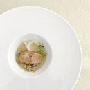 Poached Foie Gras.