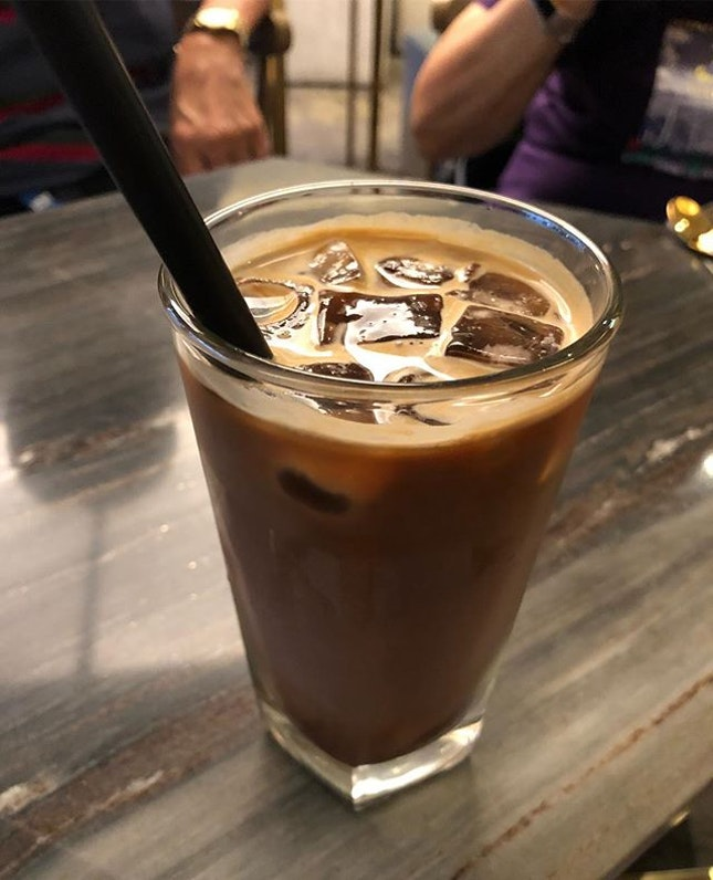 Caffeine break.