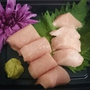 Melt in my mouth Otoro 💋 #TopCatchOUG #TopCatch一頂魚屋 #TopCatchFisheries  #TopCatch #otoro #sashimi  #FoodPorn #Burpple