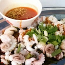 Baby Octopus In Soy Sauces
