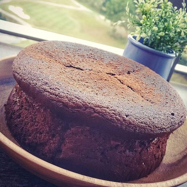 今日烘培 :🍫巧克力蛋糕🍰 .