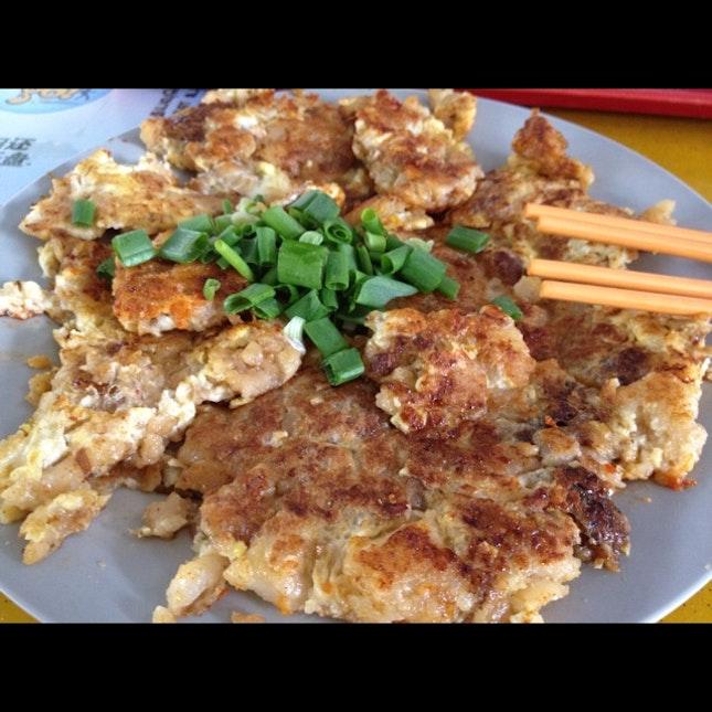 Lau Goh Carrot Cake