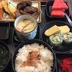 Hokubee Beef Lunch Set ($15++)
