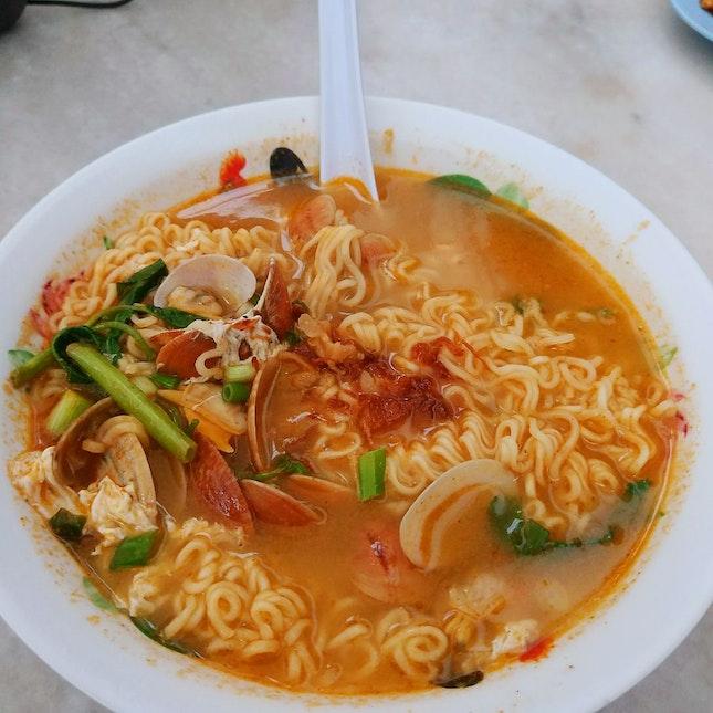 Lala Tomyam Noodle ($6)