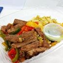 MealPal #5/18: Steak With Pasta Salad