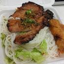 MealPal #9/18: Grilled Pork Noodle