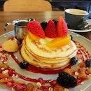 House Pancakes ($14)