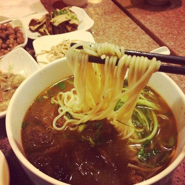 Best beef noodles in Shanghai!!!