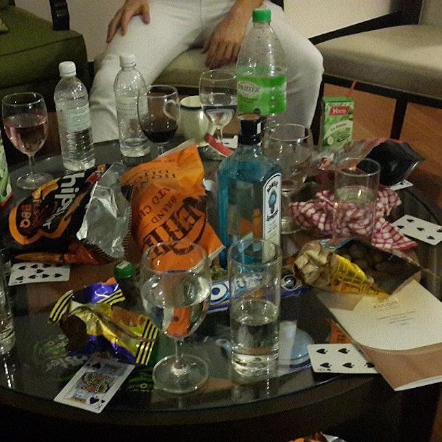 Messy table  #instagood #me #cute #photooftheday #followme #girl #picoftheday #tbt #like #follow #love #tagsforlikes #beautiful #instadaily #summer #happy #igers #instamood #fun #bestoftheday #smile #food #fashion #instalike #swag #like4like #friends #webstagram