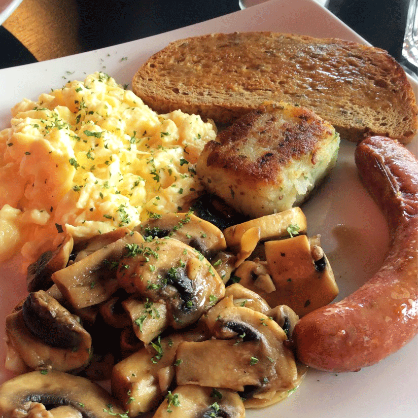 For A Healthy, Hearty Big Breakfast