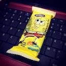 Time for #breakfast #spongebob