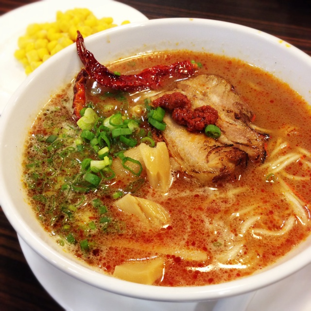For The Most Underrated Ramen & Charshu