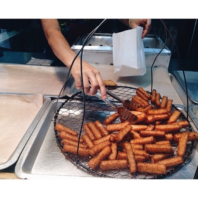 carrot fingers anyone?