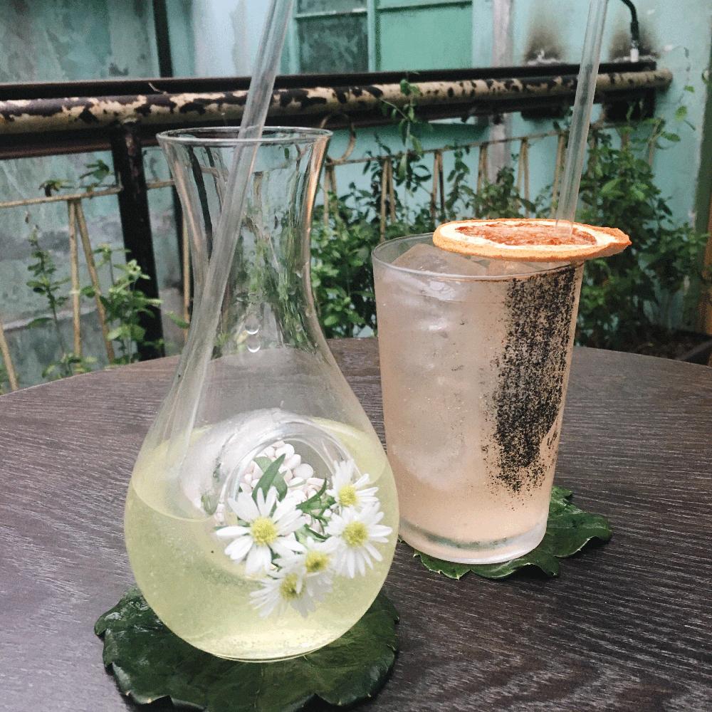For Botanical-Based Cocktails