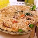 Birthday noodles, very nice!!