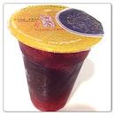 Purple Plum Tea With White Pearl  @ #GongCha 贡茶の纯喫茶- 仙楂洛神 加寒天 ~ 5 Feb 2013  #food #foodies #igsg #igfood #foodporn #igdaily #igaddict #igfoodie #sgfood #sgfoodies #instagram #instadaily #instagrammer #instagrammers #piccollage  #picoftheday #foodography #instafood #yummy #delicious #healthy #igsingapore #whitepearl #purpleplum #bubbletea #favourite @igsg