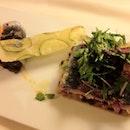 Sardines, Sweet N Sour Summer Vegetables