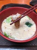 Jin Hua Fish Head Bee Hoon 金华鱼头米粉 (Maxwell Food Centre)