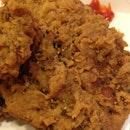 KFC Tri-Pepper Crunch.