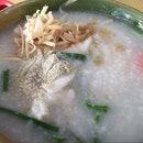Boneless Fish Belly Porridge