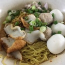 Siang Kee Fishball Minced Pork Noodle
