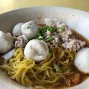 Khin Kee Handmade Fishball Kway Teow ᛫ Sliced Fish Bee Hoon (Havelock Road Cooked Food Centre)