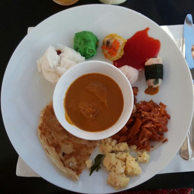 Buffet Breakfast (Asian)