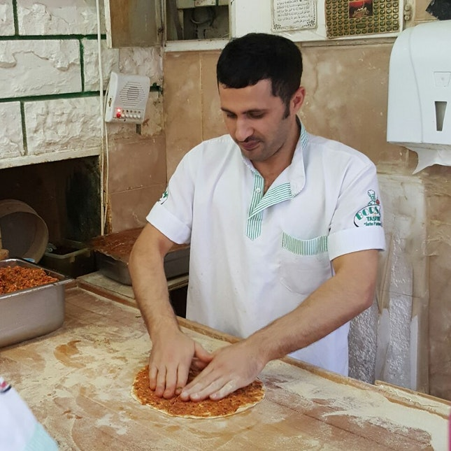 Made To Order Lahmacun