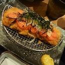 Spicy Mentaiko Tonkatsu 😍