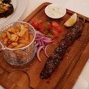 Wagyu Kebab