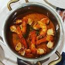 Shrimp All-i-pebre