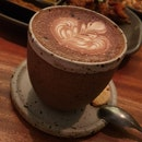 Dark Hot Chocolate