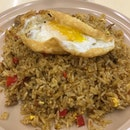 Sambal Beef Fried Rice