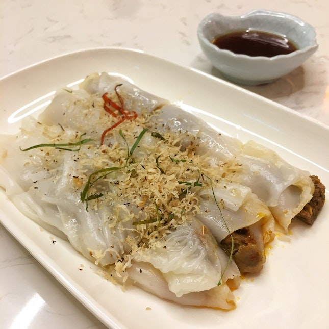 Vermicelli Roll with Beef Rendang ($8.90)