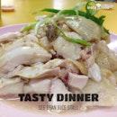 Boneless half #chicken share with ...