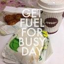 My $5.50 takeaway Subway B.M.T Melt #Breakfast set….