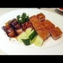 BBQ Pork n Fried Pork