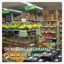 Sunday supermarket-ing!