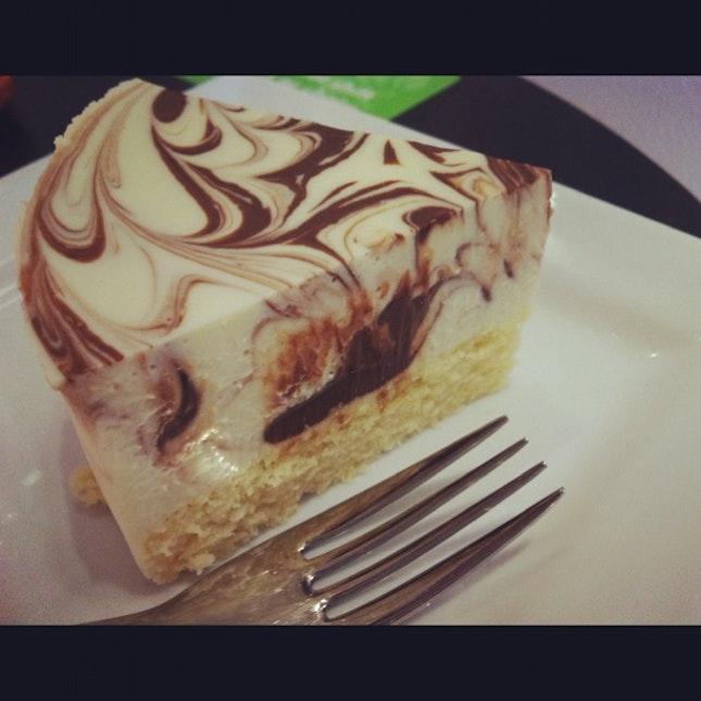 Boson Marble Cheesecake